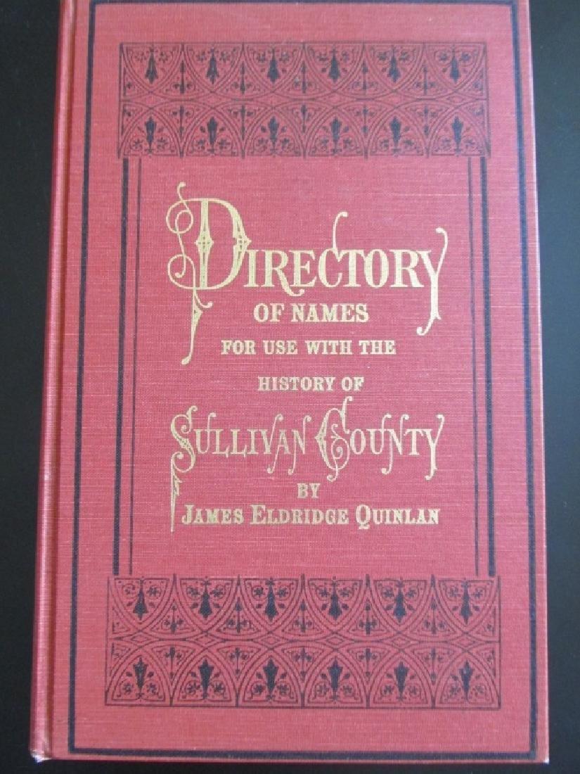 History of Sullivan County NY 2 Volumes - 4