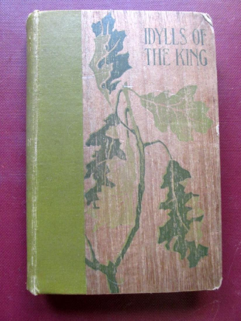 Idylls of the King - Tennyson - King Arthur
