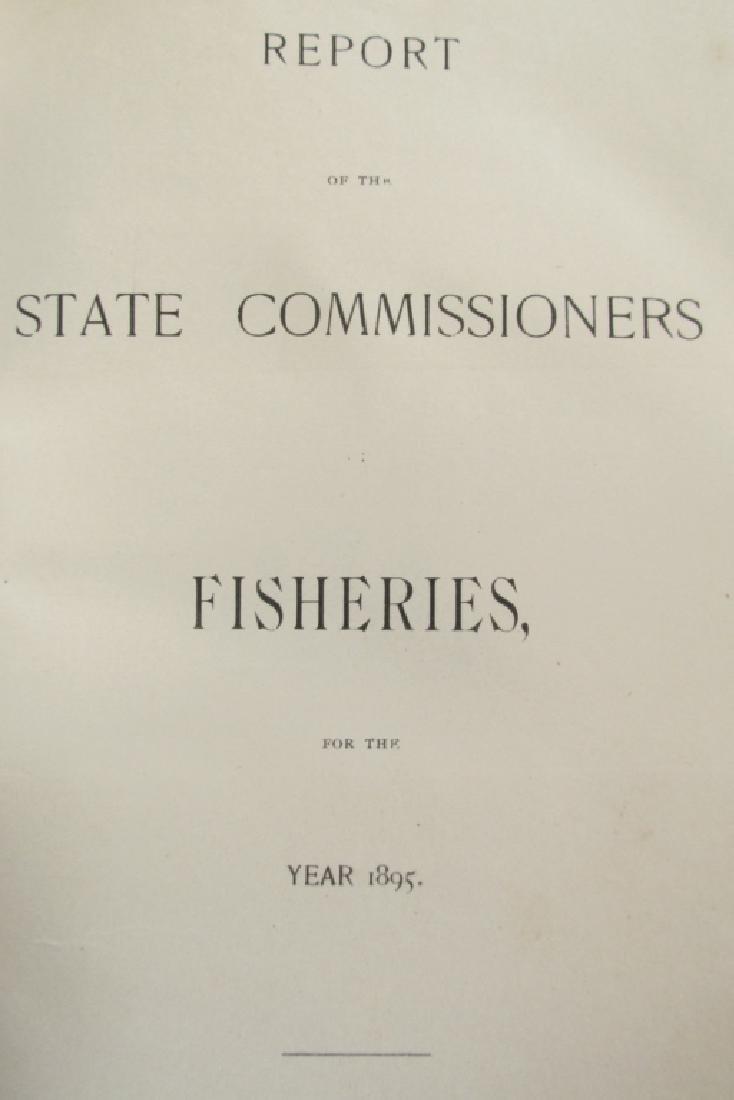 Pennsylvania Fisheries 1895