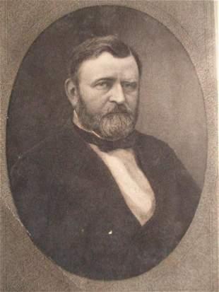 Ulysses S. Grant - William  Marshall  1837 - 1906