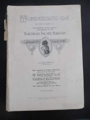 Wonderland 1903 - American Northwest
