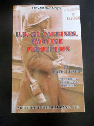 US M1 Carbines - Wartime Production