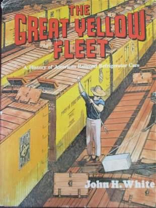 The Great Yellow Fleet - Refigerator Train Calls