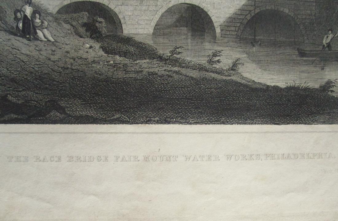 Race Bridge Fair Mount Water Works Philadelphia - 2