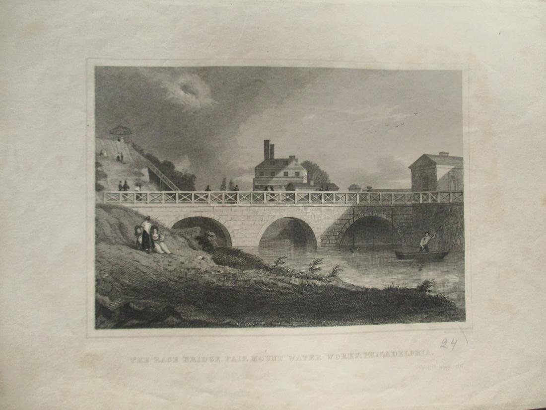 Race Bridge Fair Mount Water Works Philadelphia - 3