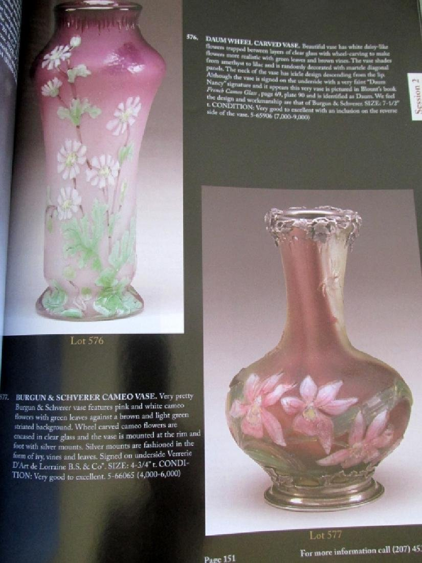 Important Lamp & Glass Catalogue 2007 - 10