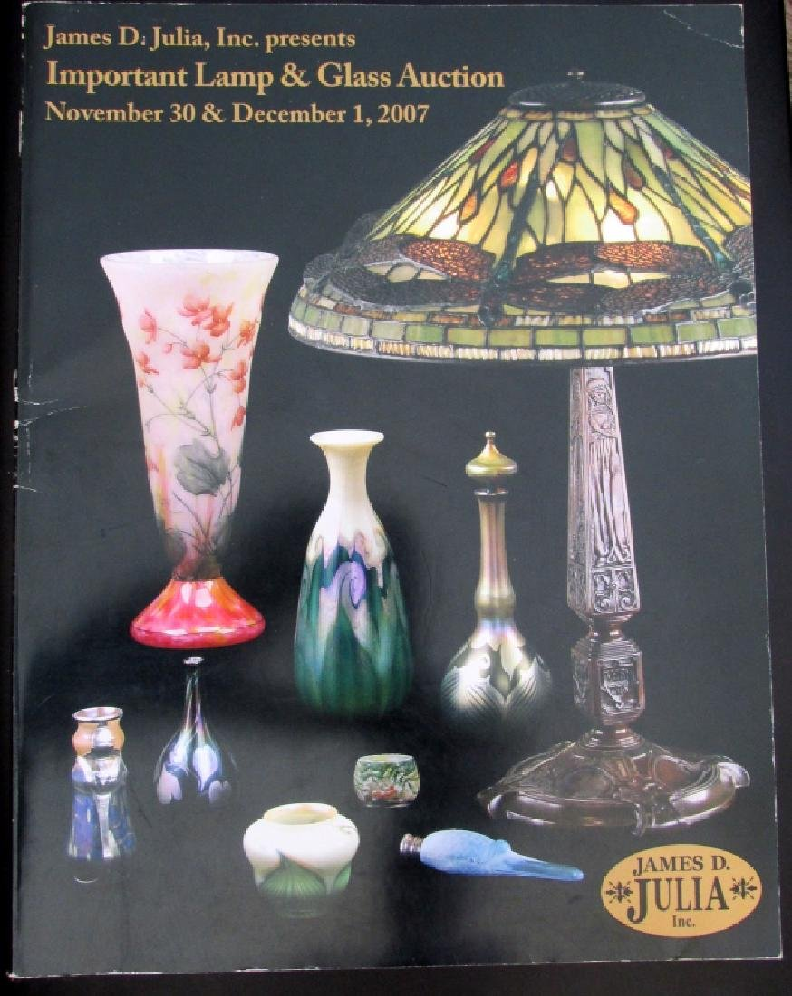Important Lamp & Glass Catalogue 2007