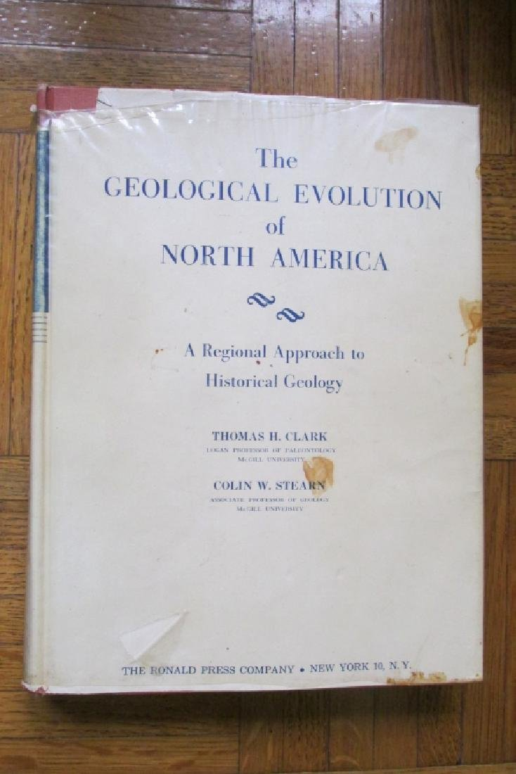 The Geological Evolution of North America