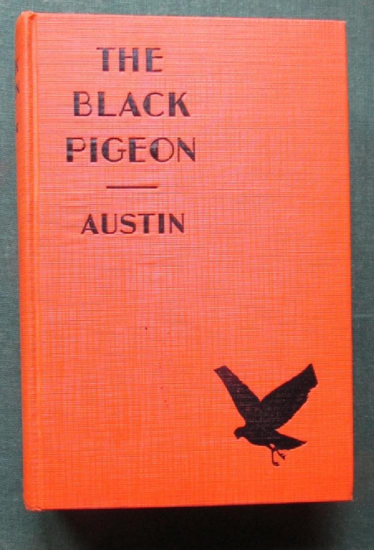The Black Pigeon - A Murder Mystery