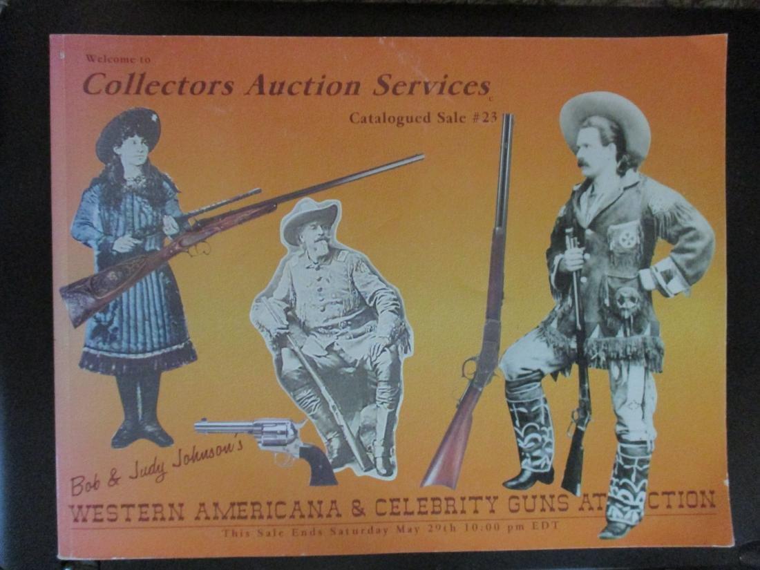 Western Americana & Celebrity Guns