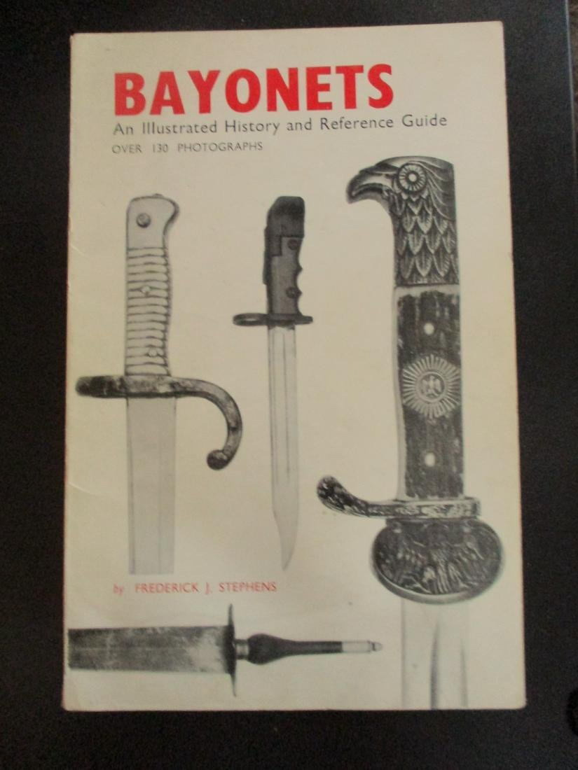 Bayonets - History & Reference Guide