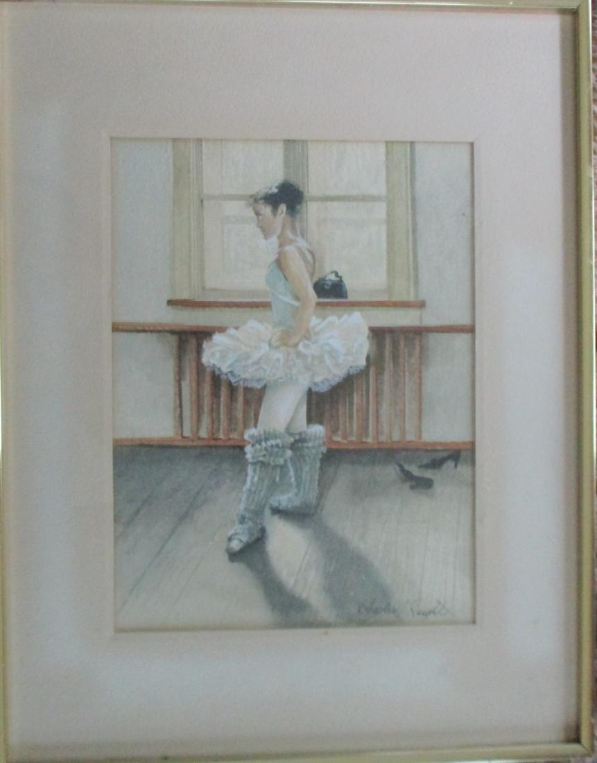 The Ballerina - Charles J. Haight (American)