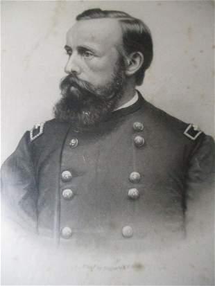 General Edward Harland Civil War