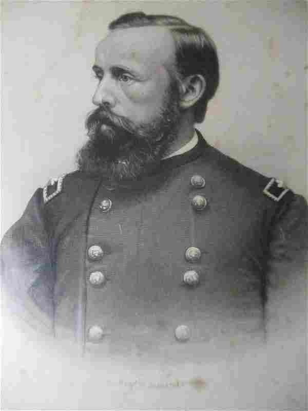 General Edward Harland - Civil War