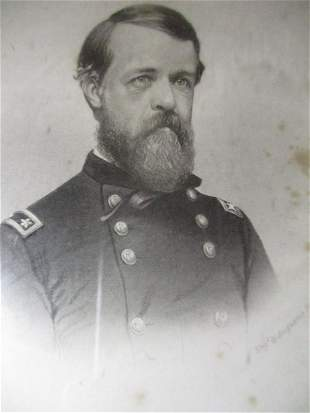 Major General Alfred H Terry
