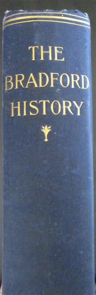 Bradford's History of Plymouth Plantation