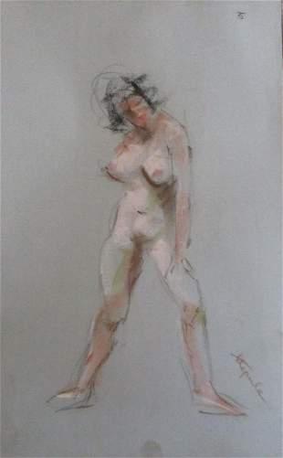 Nude 5  - Charles Stepule 1911 - 2006