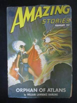 Amazing Stories - February 1947