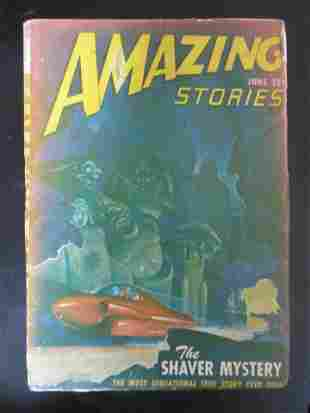 Amazing Stories - June 1947