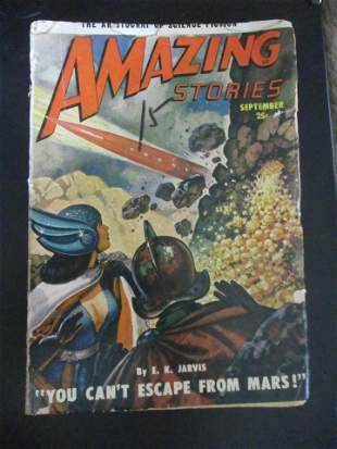 Amazing Stories - September 1950