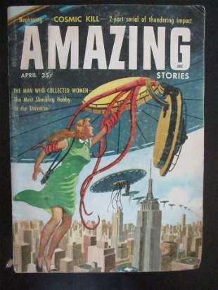 Amazing Stories - April 1957