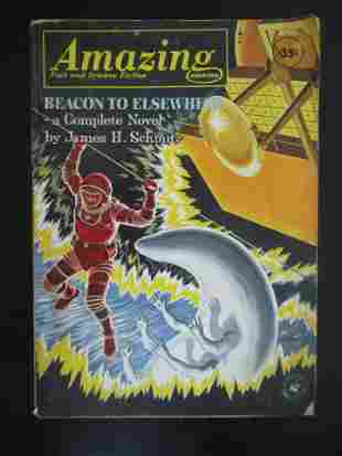 Amazing Stories - April 1963