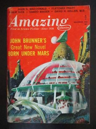 Amazing Stories - December 1966
