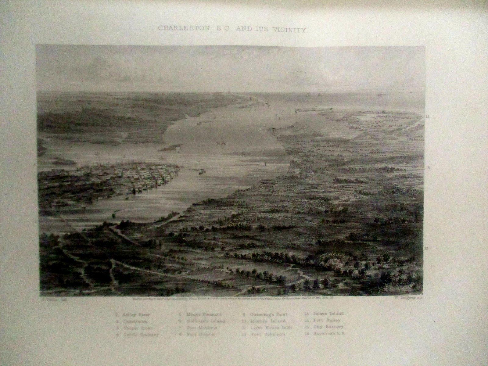 View of Charleston South Carolina [Civil War]