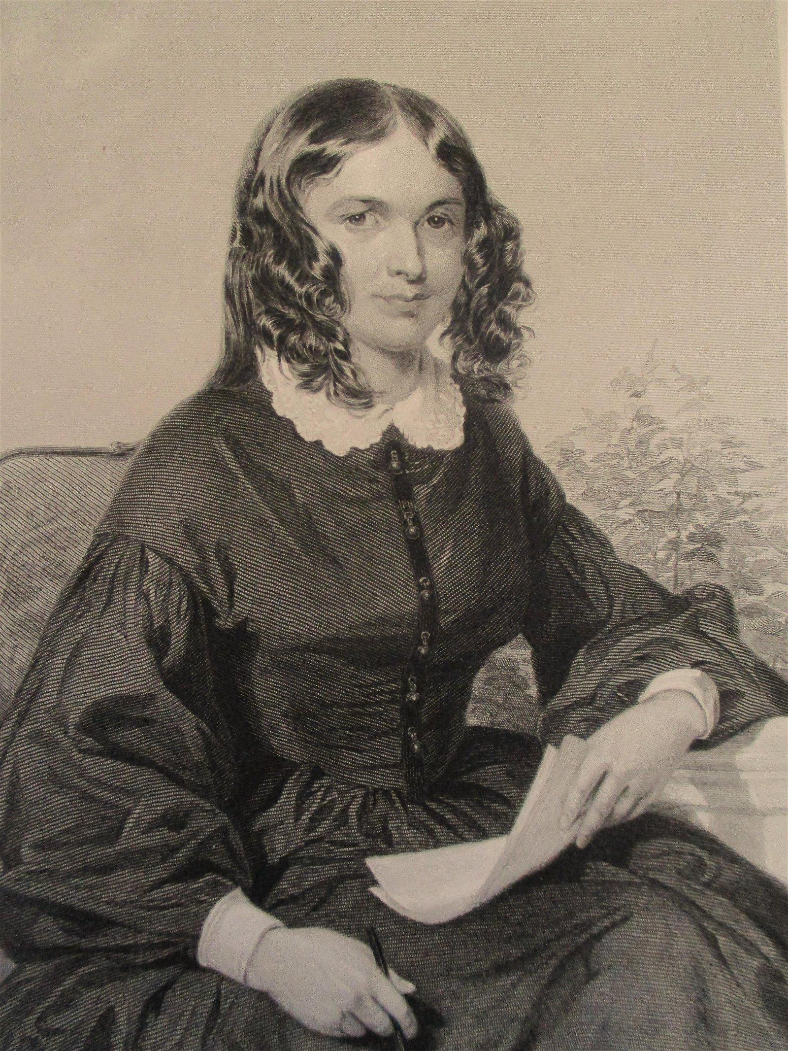 Elizabeth Barrett Browning-  1806 - 1861