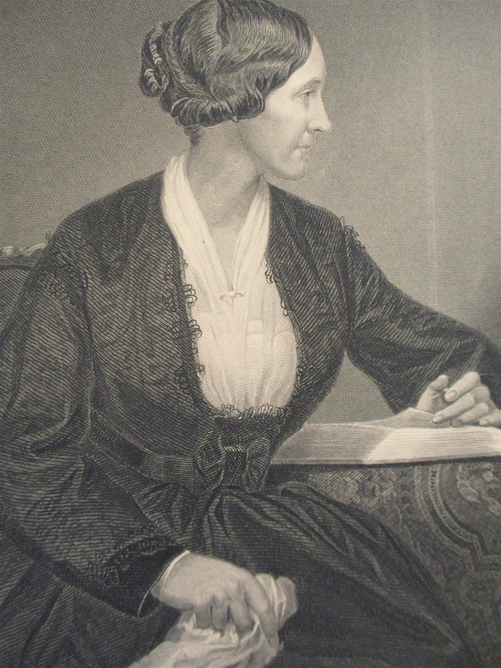 Alice Cary - American Poet  1820 - 1871