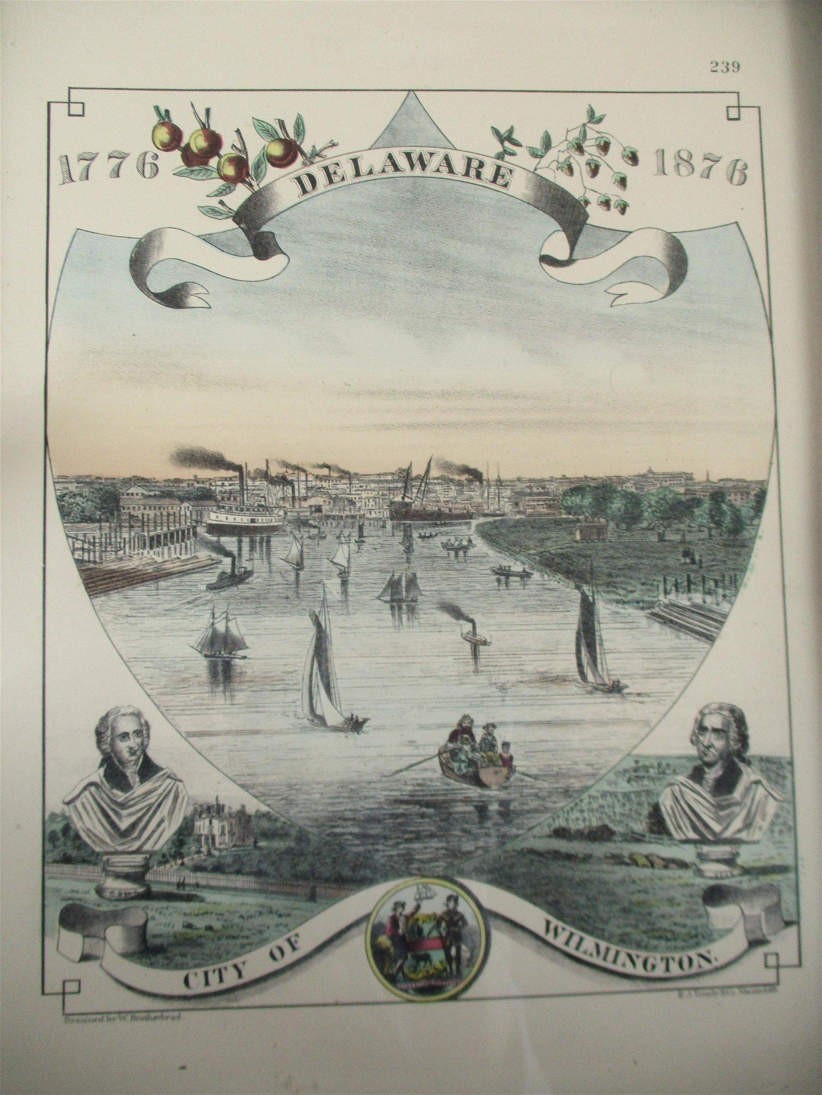 City of Wilmington Delaware - Brotherhead