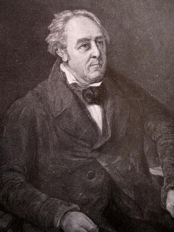 Portrait of Walter Savage Landor