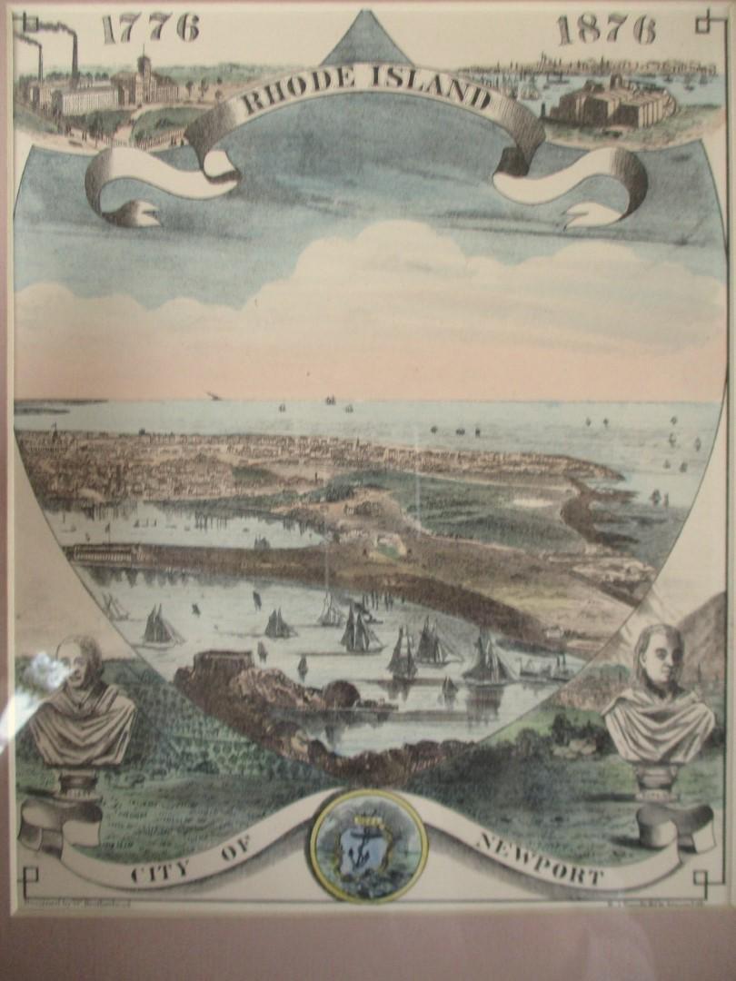 City of Newport Rhode Island - Brotherhead