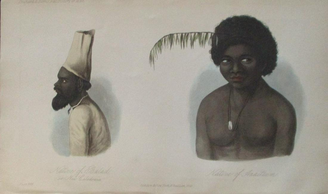 Native of Balad & Native of Anaiteum 1855