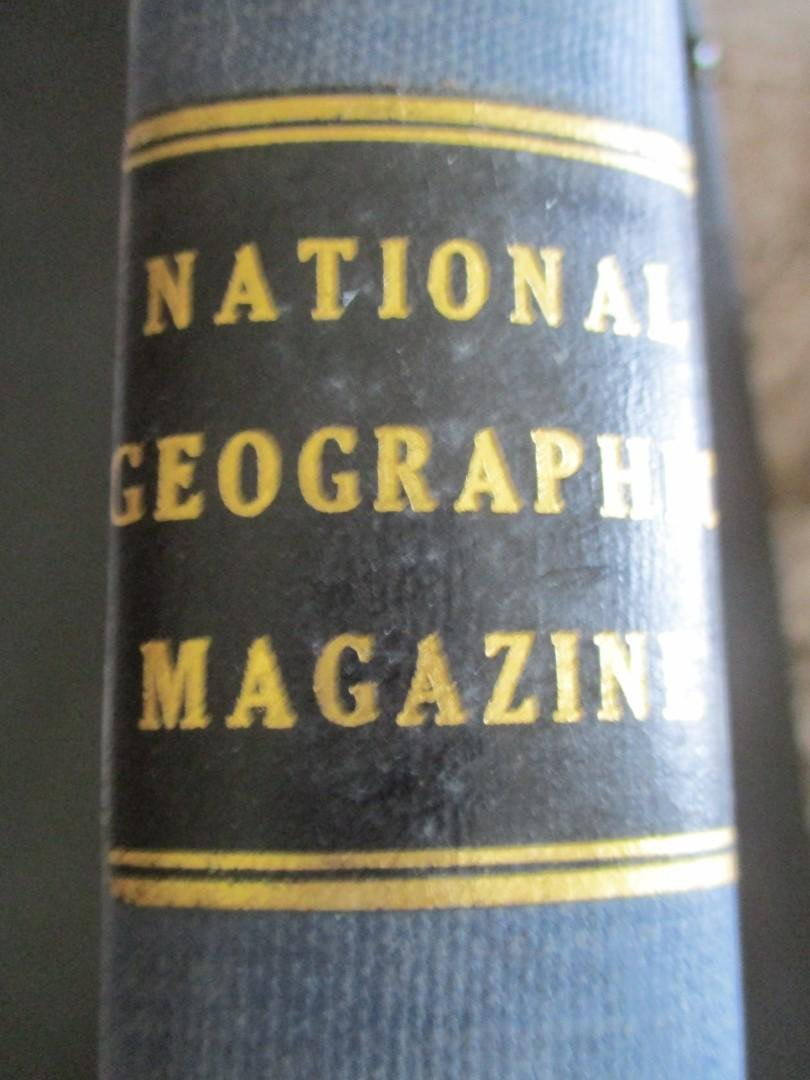 National Geographic  - Complete Volume 37  1920