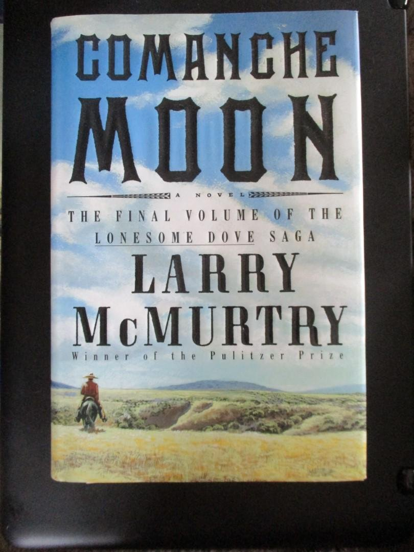 2 Larry McMurtry 1st Editions