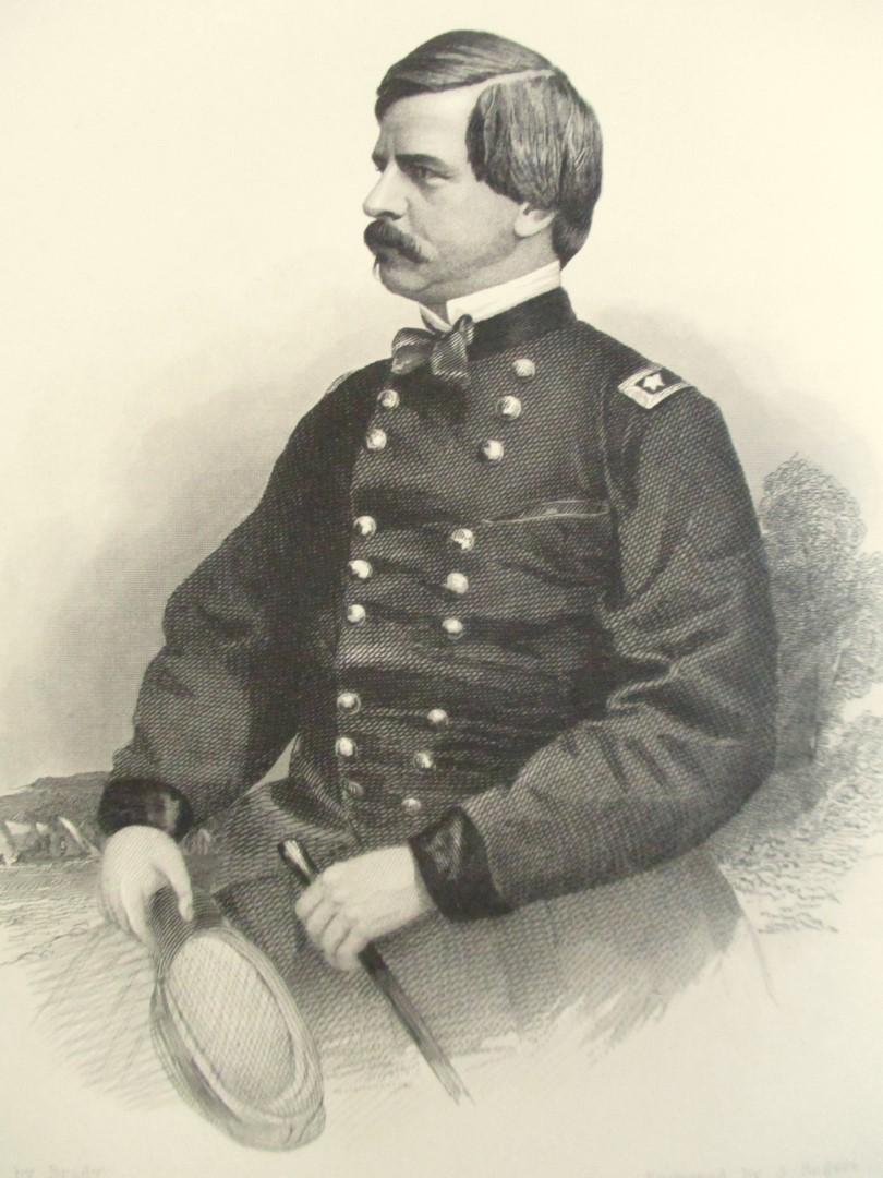 Portrait of General Banks [Civil War]