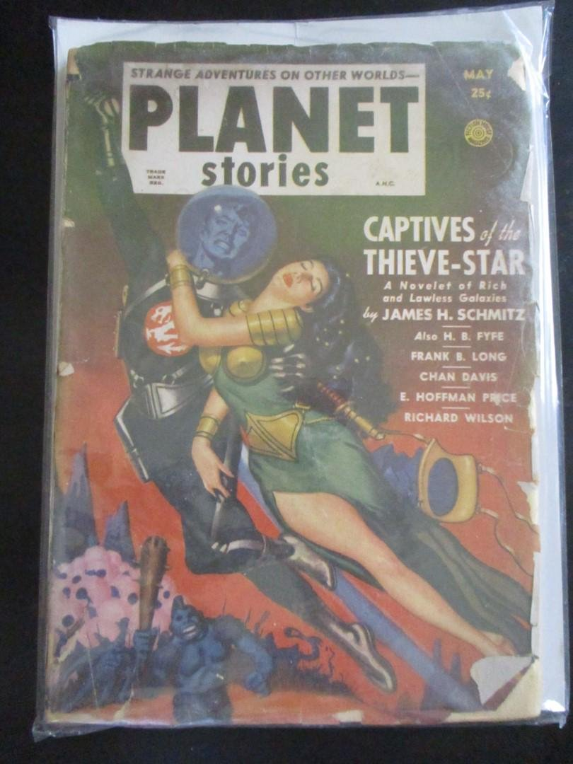 Planet Stories May 1951