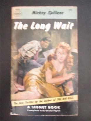 The Long Wait - Mickey Spillane