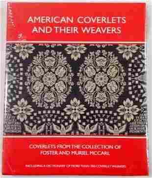 American Coverlets and Their Weavers