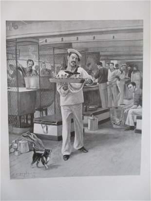 Rufus Fairchild Zogbaum - US Navy Seven Bells