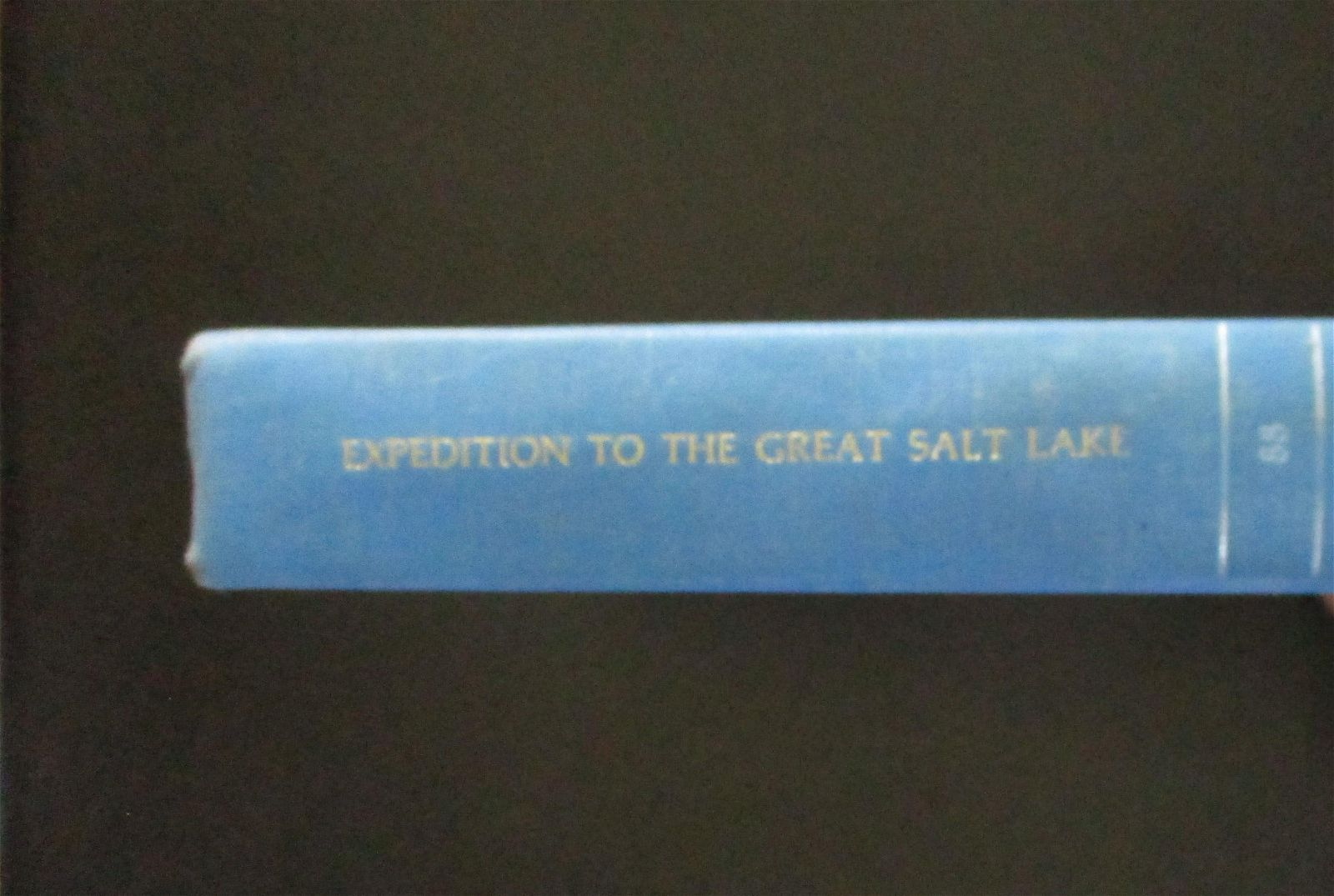 Expedition to the Valley of the Great Salt Lake