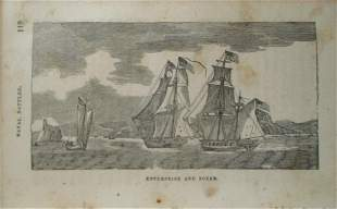 Enterprize and Boxer - Naval Battle
