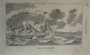 Hornet and Peacock - Naval Battle