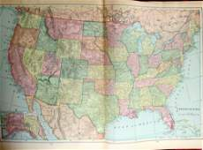 Large Map of the United States
