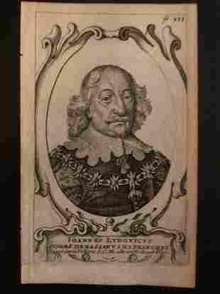 Ioannes Lvdovicvs c.1650-1700