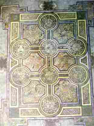 The Eight Circle Cross - Book of Kells