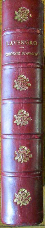 Lavengro - Fine Leather Binding
