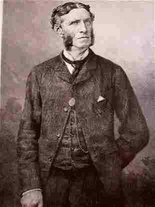 Portrait of Matthew Arnold