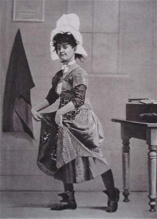 Lotta As The Marchioness